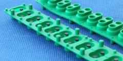 Silikonschaltmatten / Teile aus Silikongummi